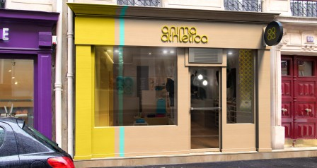 anima athletica – rue Gustave Courbet, Paris