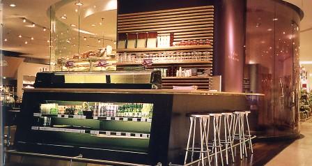 Monoprix Vaugirard Bar à sushi
