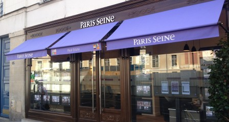 Paris Seine Immobilier – rue de Sèvres, Paris