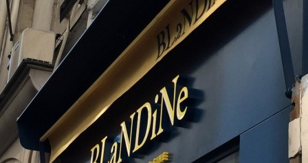 Blandine – rue d'Aboukir Paris 2 ème